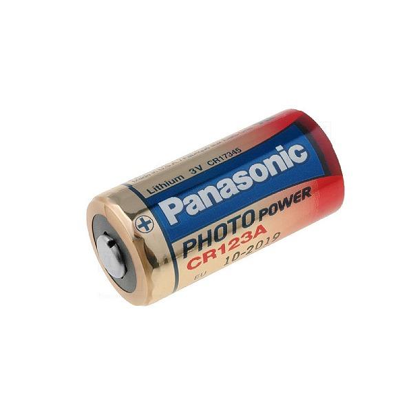 Bateria litowa 3V ELMES CR123A