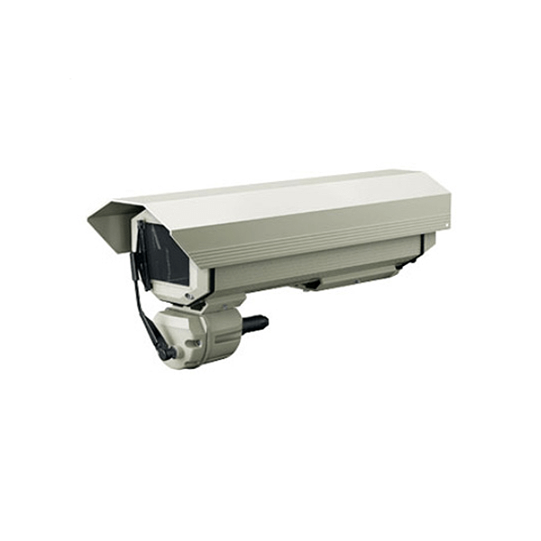Duża obudowa z osłoną przeciwsłoneczną i podwójnym grzejnikiem VIDEOTEC HEG37K1A074
