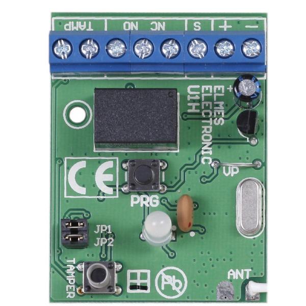 Jednokanałowy zestaw zdalnego sterowania ELMES U1HR