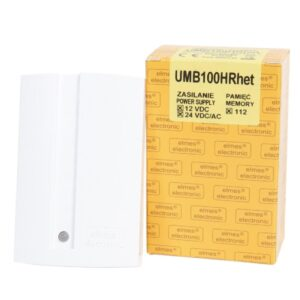 Odbiornik 1-kanałowy ELMES UMB100HR-het 12-24/112