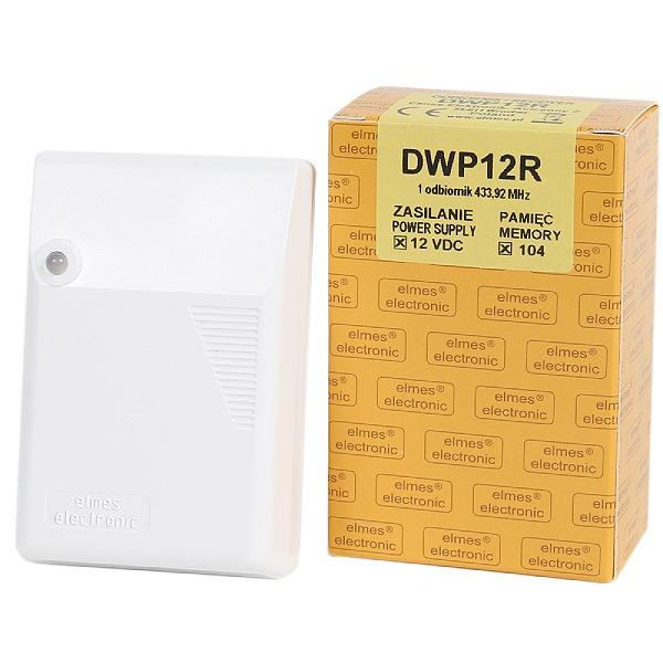 Odbiornik dwukanałowy ELMES DWP12R