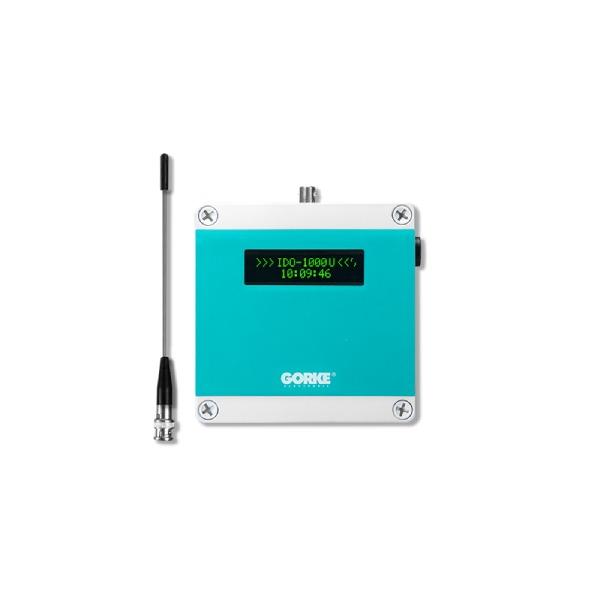 Odbiornik identyfikacyjny z etykietą,USB GORKE IDO-1000U/E