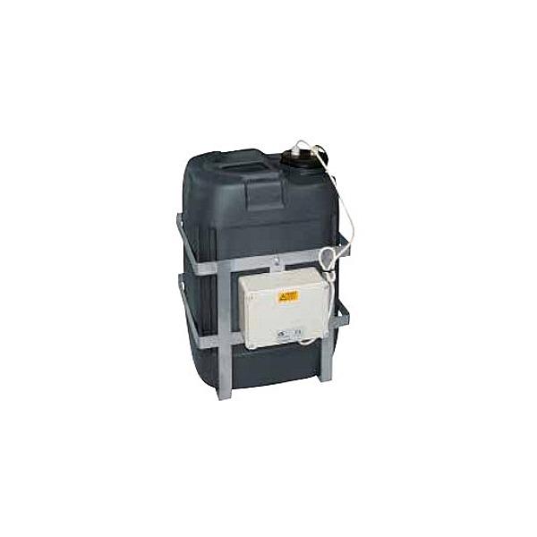 Pompa spryskiwacza i zbiornik 23 litrowy VIDEOTEC WASPT0V23L5M00