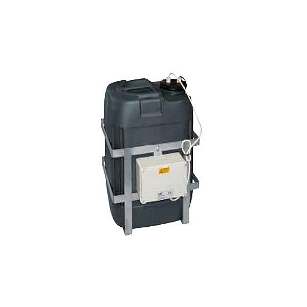 Pompa spryskiwacza i zbiornik 23 litrowy VIDEOTEC WASPT1V23L30M00