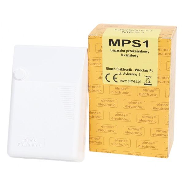 Separator przekaźnikowy ośmiokanałowy ELMES MPS