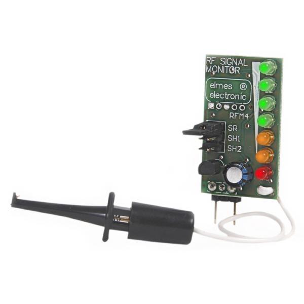 Wskaźnik poziomu sygnału radiowego ELMES RFM4