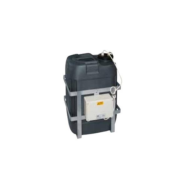 Zbiornik z pompą spryskiwacza VIDEOTEC WAS0V23L5M00