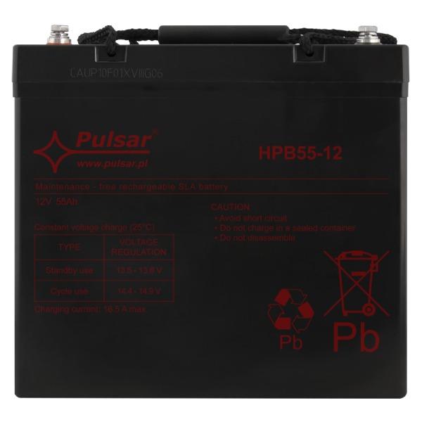 Akumulator Pulsar HPB55-12