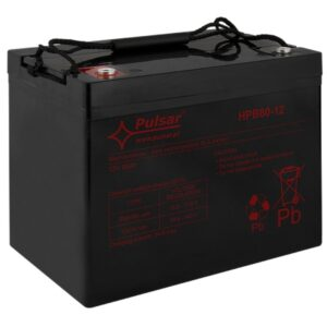 Akumulator Pulsar HPB80-12