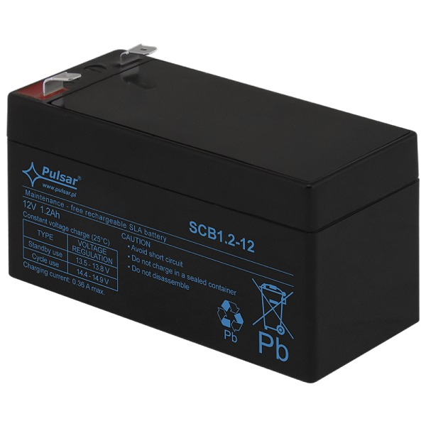Akumulator Pulsar SCB1,2-12