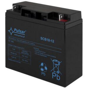 Akumulator Pulsar SCB18-12