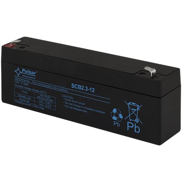 Akumulator Pulsar SCB2,3-12