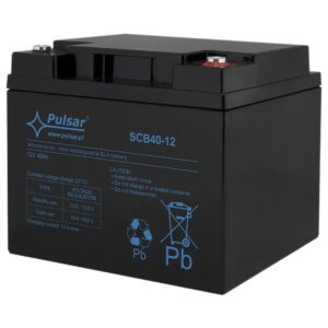 Akumulator Pulsar SCB40-12