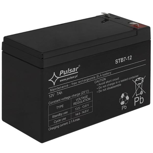 Akumulator Pulsar STB7-12
