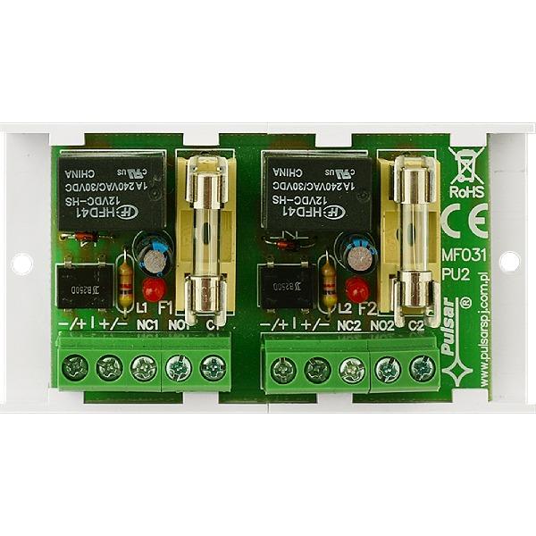 Moduł przekaźnikowy PU2 Pulsar AWZ512