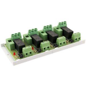 Moduł przekaźnikowy PU4/HV Pulsar AWZ626