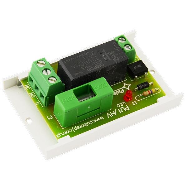 Moduł przekaźnikowy PU1/HV Pulsar AWZ514
