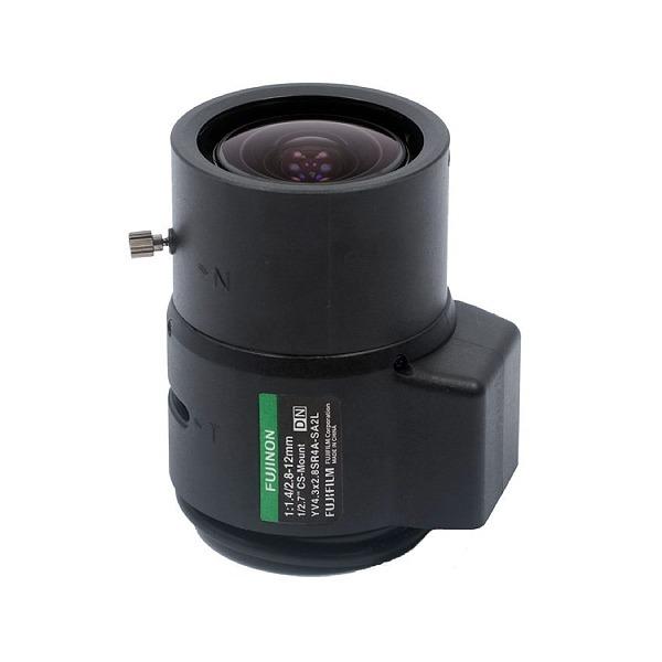 Obiektyw megapikselowy FUJINON DV10x8SR4A-1