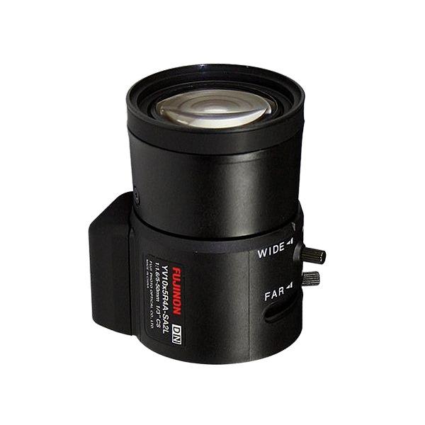 Obiektyw megapikselowy FUJINON YV10x5HR4A-SA2