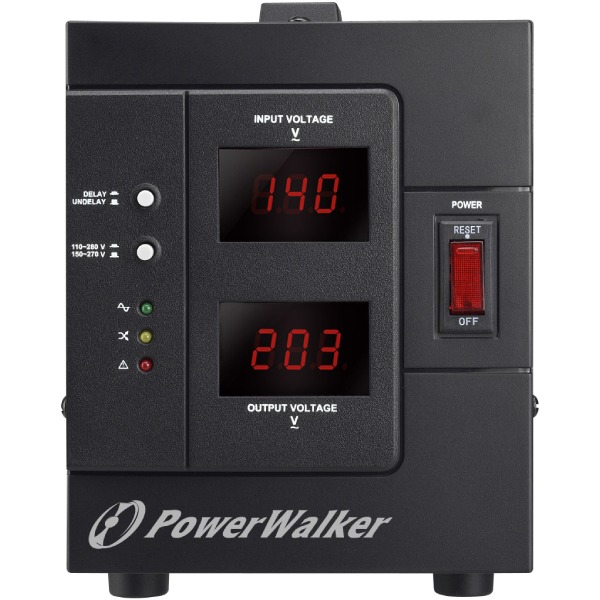 Regulator napięcia POWER WALKER AVR 2000 SIV