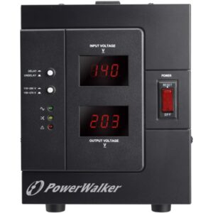 Regulator napięcia POWER WALKER AVR 3000 SIV
