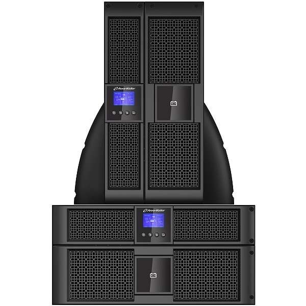 Zasilacz POWER WALKER VFI 10000 PRT HID 10000VA