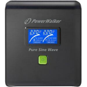 Zasilacz UPS POWER WALKER 1000 PSW IEC