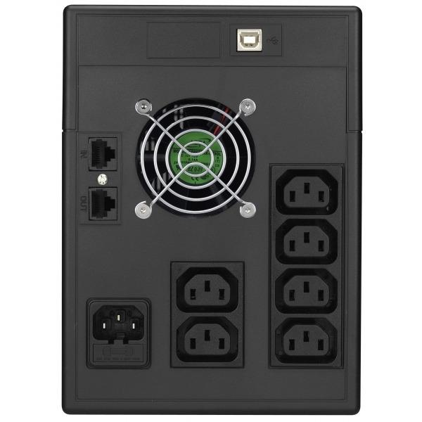 Zasilacz UPS POWER WALKER 2000 PSW IEC