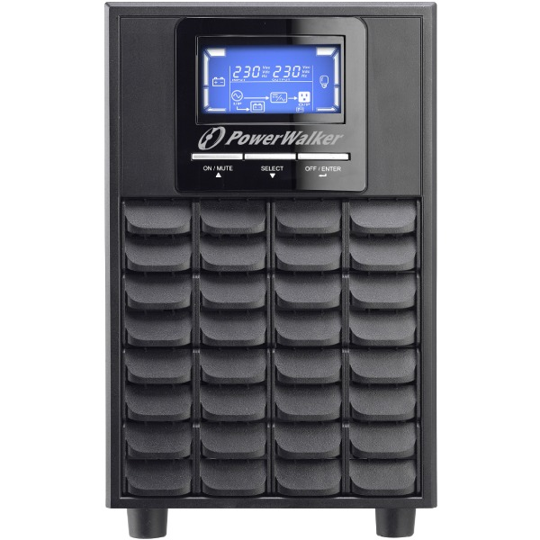 Zasilacz UPS POWER WALKER VFI 2000 C LCD