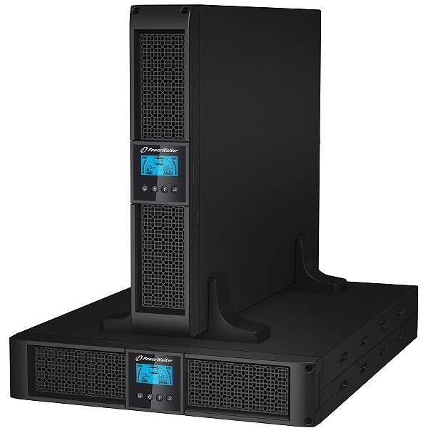 Zasilacz UPS POWER WALKER VFI 3000 RT HID 3000VA