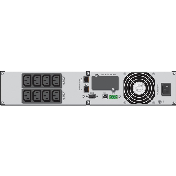 Zasilacz UPS POWER WALKER VI 2000 RT LCD 2000VA