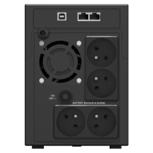 Zasilacz UPS POWER WALKER VI 2200 GX FR