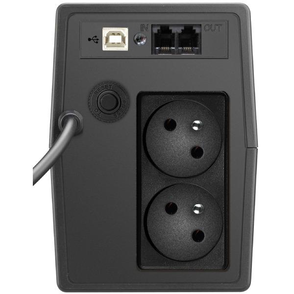 Zasilacz UPS POWER WALKER VI 600 SC FR