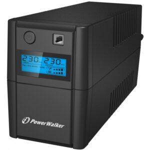 Zasilacz UPS POWER WALKER VI 650 SE LCD