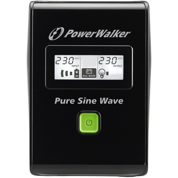 Zasilacz UPS POWER WALKER VI 800 SW FR