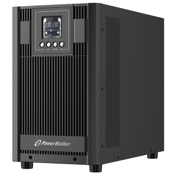 Zasilacz UPS Power Walker UPS ON-LINE VFI 3000 AT FR