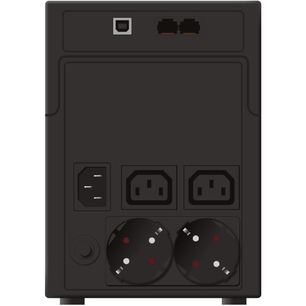 Zasilacz UPS Power Walker VI 1200 SH