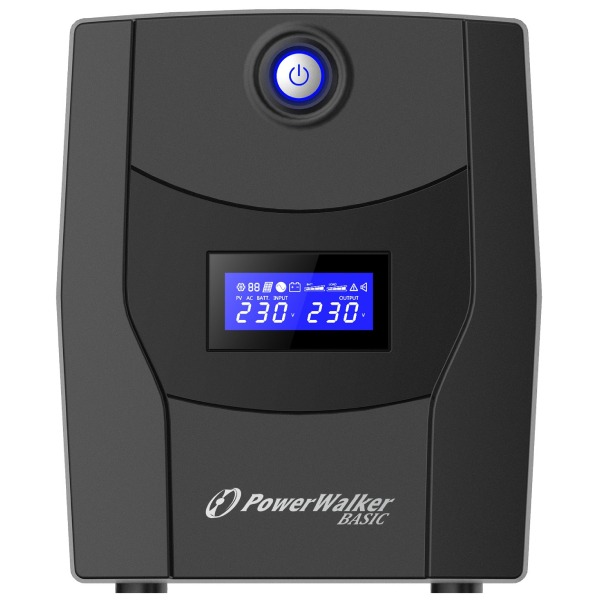 Zasilacz UPS Power Walker VI 1500 STL FR