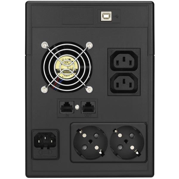 Zasilacz UPS Power Walker VI 2000 LCD