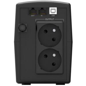 Zasilacz UPS Power Walker VI 600 STL FR