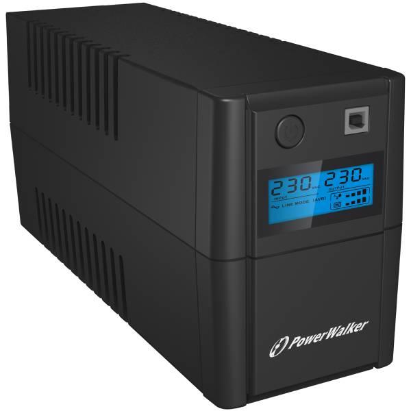 Zasilacz UPS Power Walker VI 650 SHL IEC