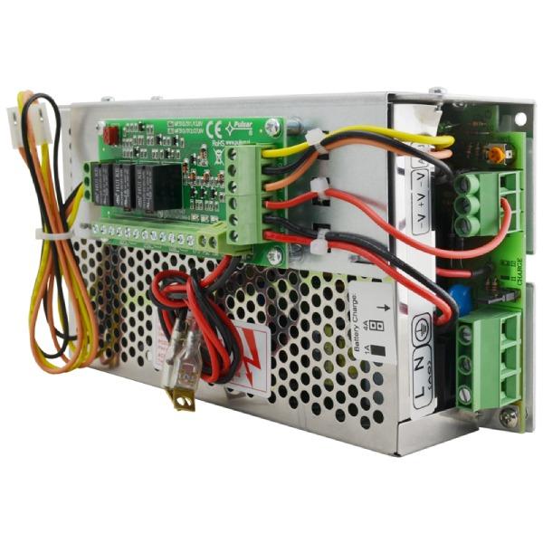Zasilacz buforowy impulsowy do zabudowy Pulsar PSBOC15512110