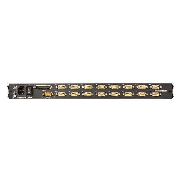 16-portowy przełącznik KVM LCD ATEN CL5716N-ATA-AG