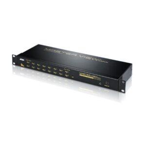 16-portowy przełącznik KVM PS/2 ATEN CS1216A-AT-G