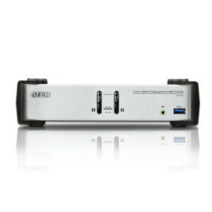 2-portowy przełącznik KVMP USB 3.0 DisplayPort ATEN CS1912-AT-G