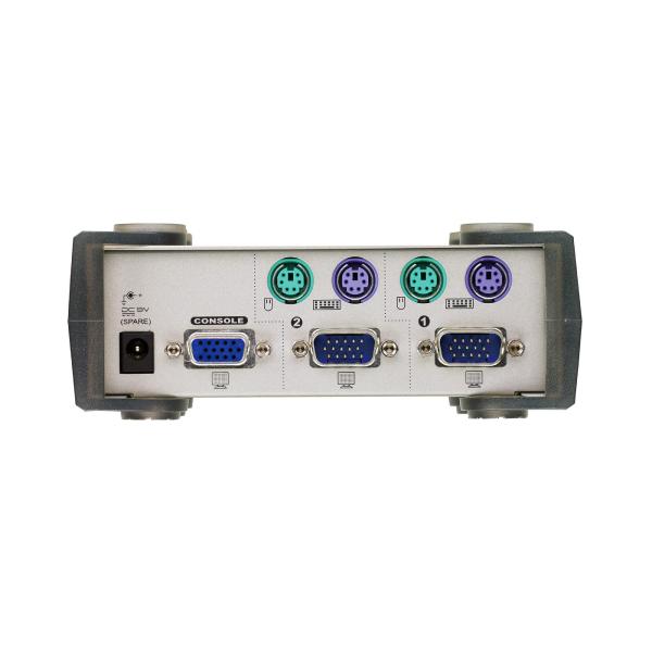 2-portowy przelacznik KVM PS/2 ATEN CS82AC-A7