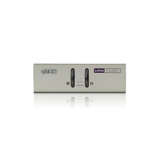 2-portowy przełącznik KVM USB ATEN CS72U-A7