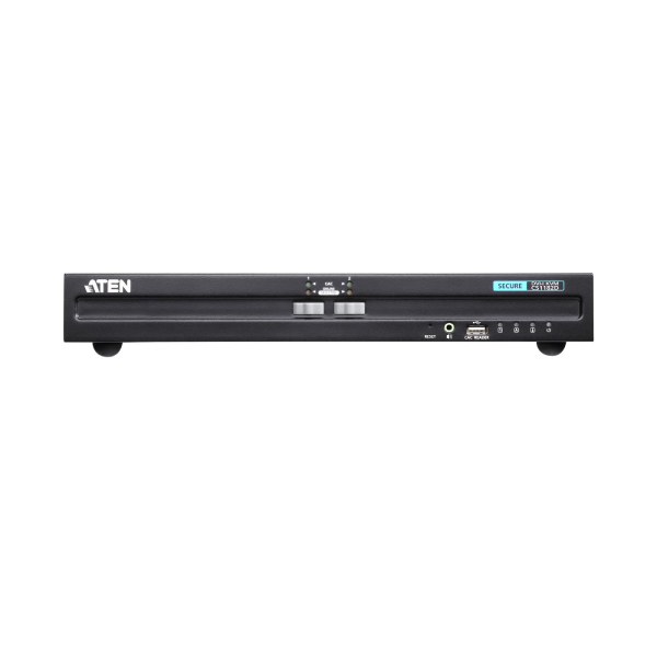 2-portowy przełącznik Secure KVM USB DVI ATEN CS1182D-AT-G