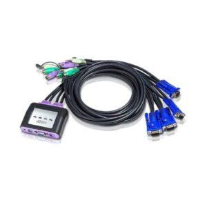 4-portowy przełącznik KVM PS/2 ATEN CS64A-A7
