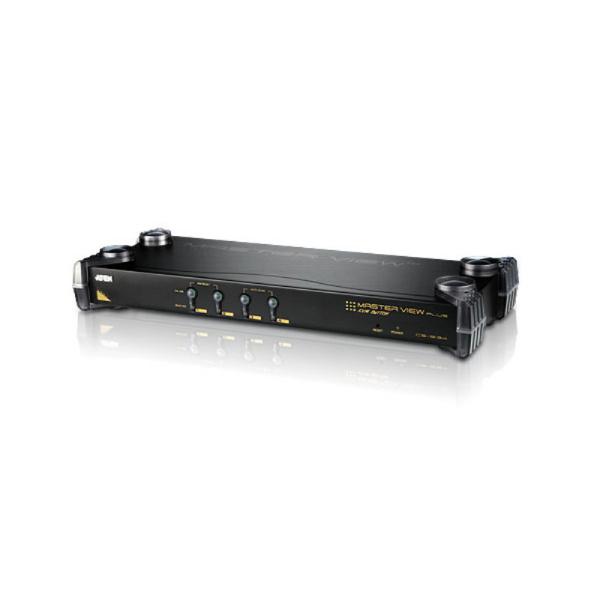4-portowy przełącznik KVM PS/2 ATEN CS9134Q9-AT-G